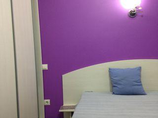 Центр. Почасово, на ночь , посуточно. Уютно. Apartament frumos, tot nou. internet.