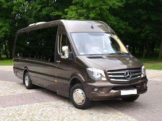 Transport pasageri Chisinau-Berlin,Hannover,Dusseldorf zilnic!