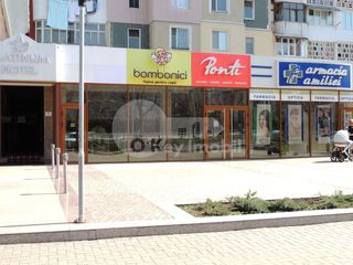 Spațiu comercial 250 mp, bd. Mircea cel Bătrîn, 1850 €