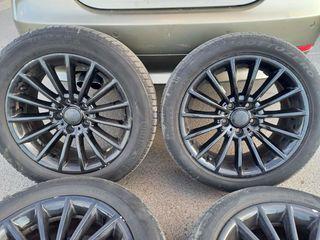 R18 - BMW - 245/55  Discuri  + Rizina    - Urgent