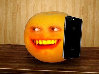 Numar orange