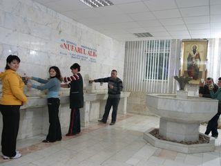 Кагул санаторий Nufărul Alb(уникальная Кагульская вода)