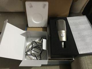 Микрофон конденсаторный Audio-Technica 4047/SV