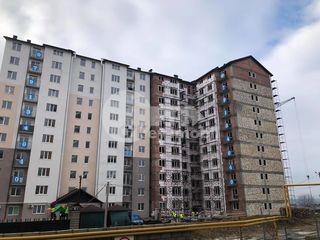 Apartament 1 cameră, versiune albă, Durlești, 25350 €