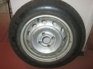 R 13 145/80 вместе с диском