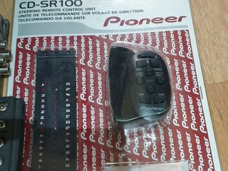 Магнетофон  pioneer 4х канальный уселитель pioneer сабуфер mtx 500 wats