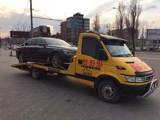 Ajutor tehnic europa - tractari auto