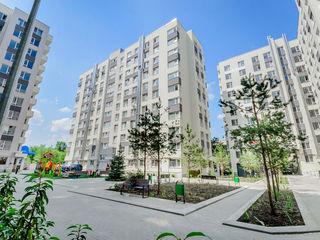 Vând apartament 2 odai + living. SkyHouse Doga. Euroreparatie. 85300€