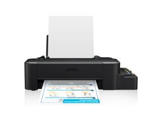 Принтер epson l120 струйный/ цветной/ черный