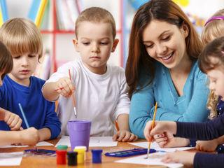 Дошкольное образование для детей 5-7 лет