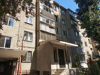 Botanica, str. Hristo Botev, apartament de mijloc, et. 3/5, mobilat!