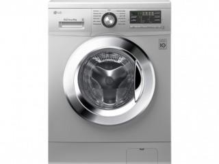 Стиральная машина LG FH0B8ND4  Полногабаритная/ 6 кг/ Серый