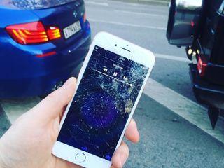 Reparăm iPhone în timp record la preț minim, oferim garanție la toate lucrările efectuate