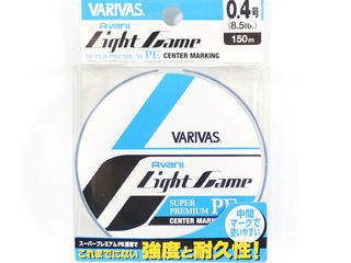 Шнур Varivas Avani Light Game Super Premium ( #0.3 ) 150m