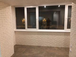 Расширения балконов. Ремонт балкона Кишинев. Расширение и утепление наружных стен любой сложности