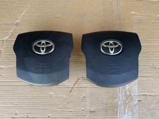 Подушка безопасности Toyota Prius 20 airbag volan