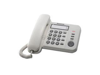 PANASONIC KX-TS2352UAW Produs Nou / Проводной телефон PANASONIC KX-TS2352UAW