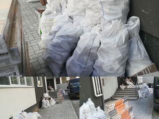 Evacuăm gunoi din apartamente