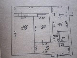 Продам 2 - комнатную квартиру