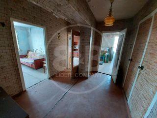 Cojușna  Suprafața 56 m2, 2 camere separate  posibil schimb Bus