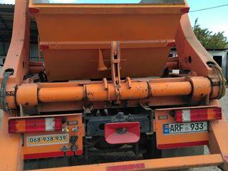 Evacuarea gunoiului, deseurilor din constructii si servicii de excavare
