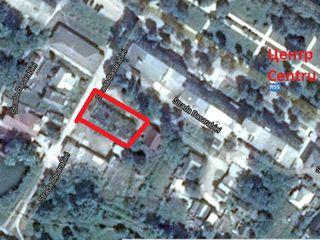or. Briceni lot si cladire in centrul orasului