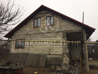 Vânzare casă, 2 nivele, 215 mp, teren 8 ari, com. Trușeni, 41 900 euro!
