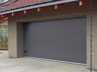 Porti automate, sectionate, pentru garaj! Direct de la producatori!
