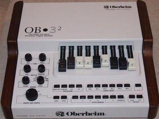 Oberheim OB 3/2 clone Hammond