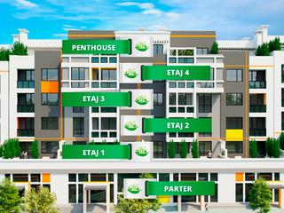 NOU!! Bloc locativ la ORHEI!! GREENFIELD Residence. Bloc locativ marca DANSICONS!!!
