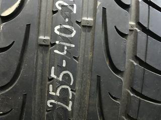 Шины Dunlop 255/40/20 б/у