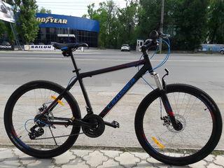 Велосипед Crosser Sport 26'',Рама алюминиевая ,shimano
