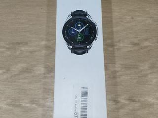 Samsung galaxy watch 3 серебро! - 45mm , gps, bluetooth, wi-fi - - Премиальный цвет Silver /Black