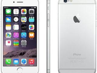 Iphone 6 argintiu de 64GB 10/10 Original