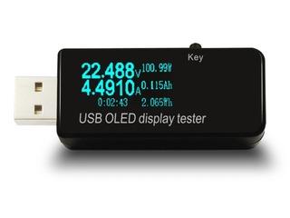 USB Tester 3-30V Oled display
