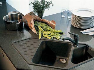 Гранитные кухонные мойки Schock