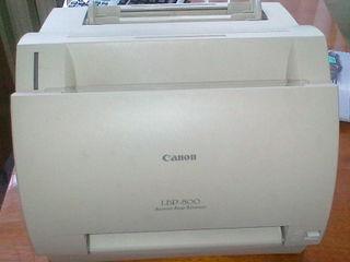 Лазерные принтеры Canon LBP-800 - 350 лей, LBP-810 - 750 лей