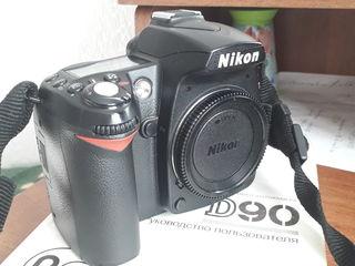 Срочно продам nikon d90,  обьектив,....все в домашнем пользованье