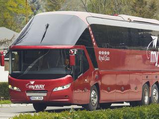 Автобусы 58 и 57 мест на Заказ в любое направление