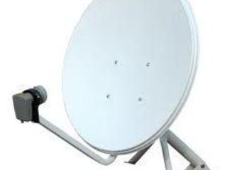 Бельцы и районы!!!настройка установка спутниковых антенн тюнеров.