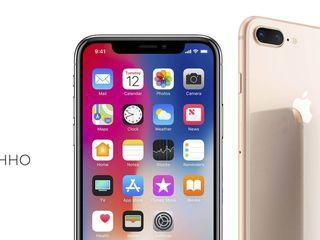 Восстановление LCD iPhone 5 - 7 , 8 , X .
