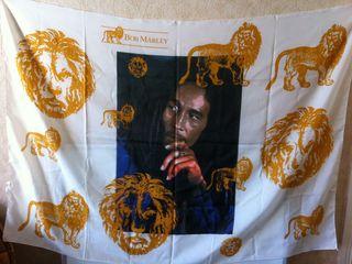 Флаг баннер Bob Marley.Iron Maiden.F mercury