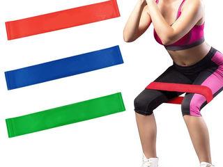 Banda aerobica de la 84 lei. Фитнес резинки - большой выбор.