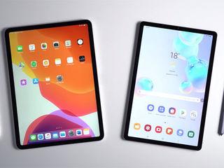 Samsung, iPad, Lenovo - новые планшеты !!!