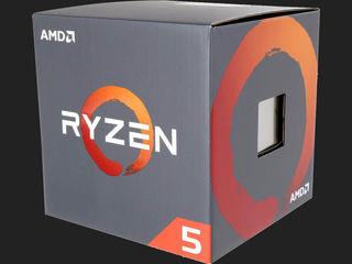 AMD Ryzen 5 3600X Box.Garantii 2 ani