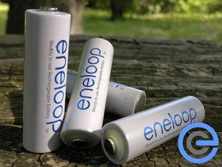 Аккумуляторы Panasonic Eneloop АА ААА по самым лучшим ценам!