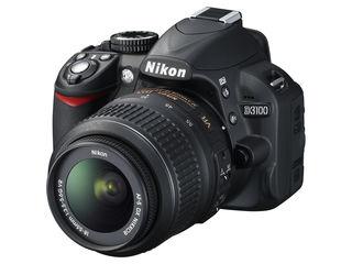 Aparat profesional Nikon d3100 1600 lei Urgent!