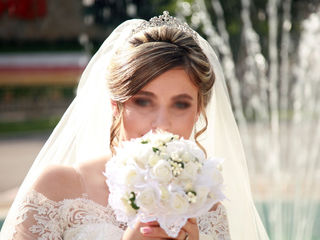 Foto videofilmare. Nunta de la 150e. Cumatrie 100 euro. Botez 30 euro. Cununie 30 euro