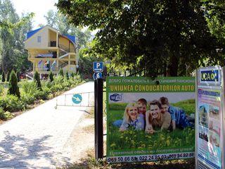Pensiunea turistică Uniunea Conducătorilor Auto din Republica Moldova