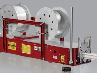 оборудование для производства бесшовных  желобов прямоугольного сечения  и систем для теплиц